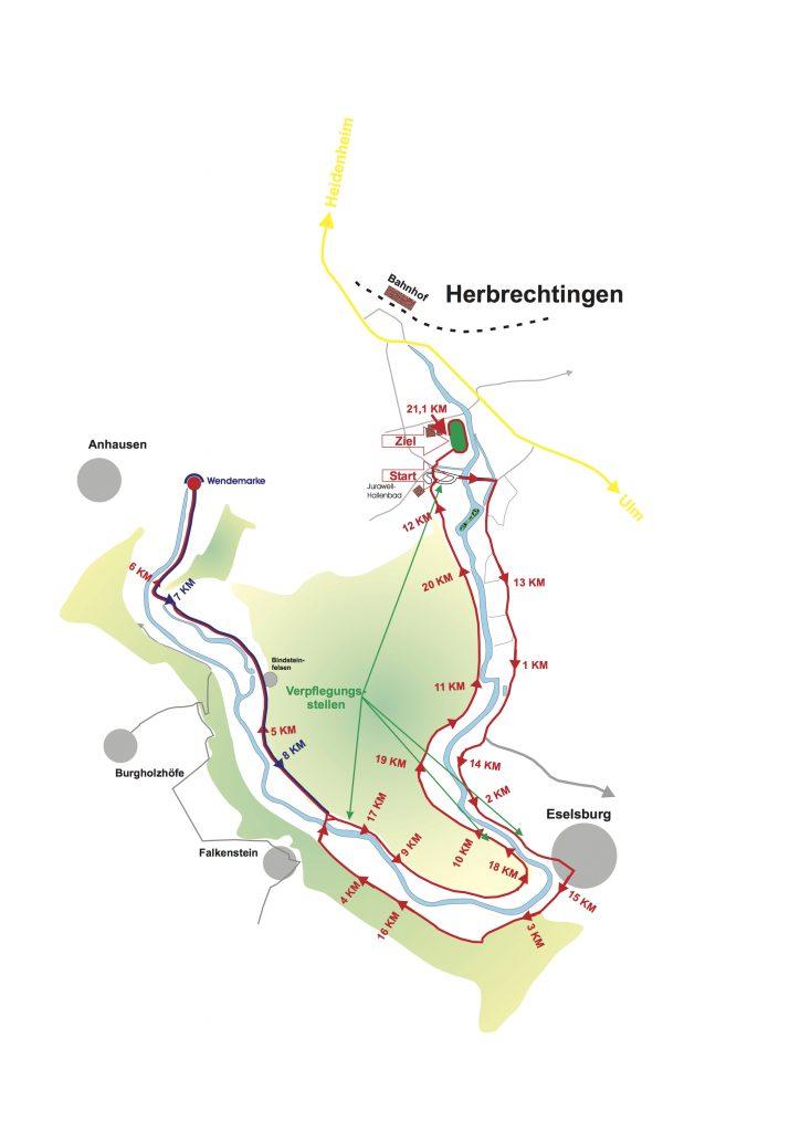 Eselsburger Tal Lauf 2016 34