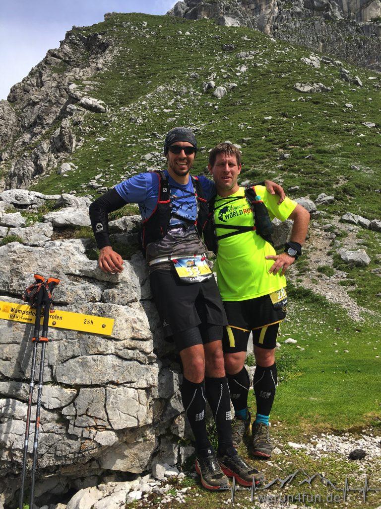 Zugspitz Trailrun Challenge 1