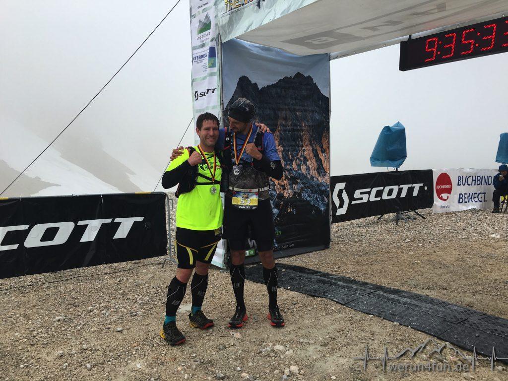 Zugspitz Trailrun Challenge 2