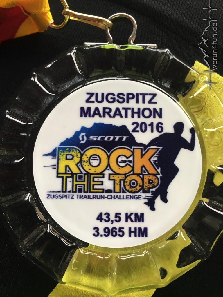 Zugspitz Trailrun Challenge 4